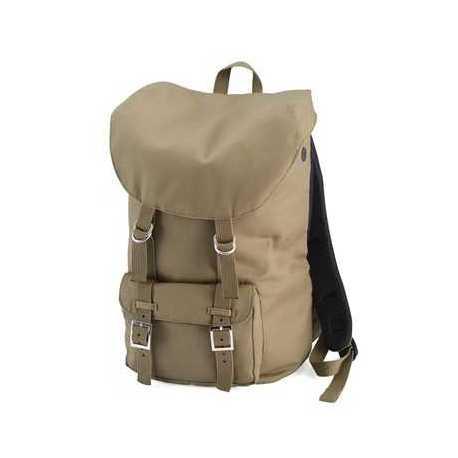 Hardware 3102 Voyager Canvas Backpack