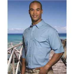 Hilton ZP2287 Fishermen Short Sleeve Shirt