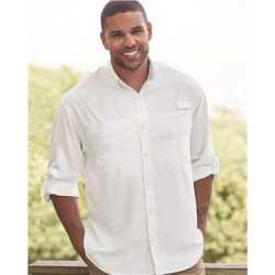 Hilton ZP2299 Baja Long Sleeve Fishing Shirt