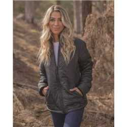 Independent Trading Co. EXP200PFZ Women's Puffer Jacket