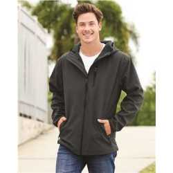 Independent Trading Co. EXP35SSZ Poly-Tech Soft Shell Jacket