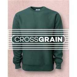 Independent Trading Co. IND5000C Legend - Premium Heavyweight Cross-Grain Crew
