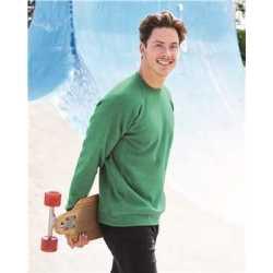 Independent Trading Co. PRM30SBC Unisex Special Blend Raglan Sweatshirt