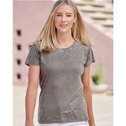 J. America 8116J Women's Zen Jersey Short Sleeve T-Shirt