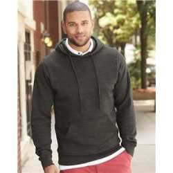 J. America 8620 Cloud Fleece Hooded Sweatshirt