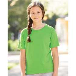 JERZEES 29BR Dri-Power Youth 50/50 T-Shirt