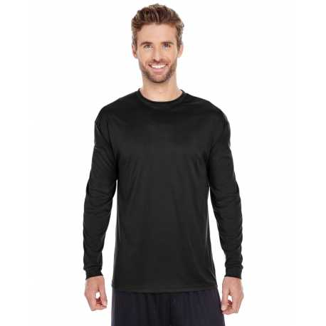 C2 Sport 5104 Men's 100% Poly Performance Long-Sleeve T-Shirt
