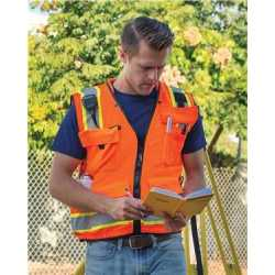 ML Kishigo S5000 Professional Surveyors Vest