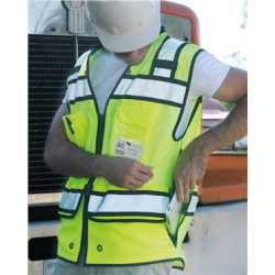 ML Kishigo S5004-5005 High Performance Surveyors Vest