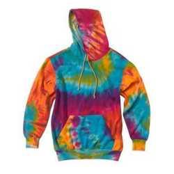 MV Sport 1290W Classic Fleece Tie-Dye Hood