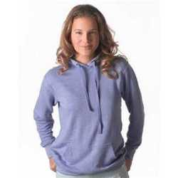 MV Sport W16100 Women's Snowflake Terry Pullover