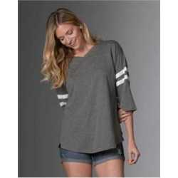 MV Sport W16401 Women's Hope Oversized Tee