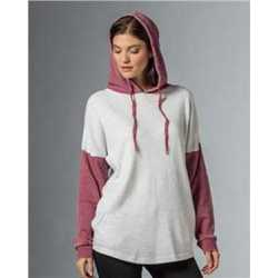 MV Sport W19155 Women's Angel Fleece Harmony Pullover