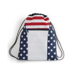 OAD OAD5050 Americana Drawstring Bag