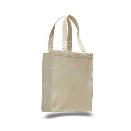 Q-Tees Q1000 12L Gussetted Shopping Bag
