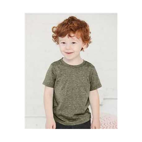 Rabbit Skins 3391 Toddler Harborside Melange T-Shirt