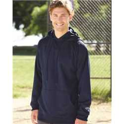Rawlings 9709 Mesh Fleece Hooded Sweatshirt