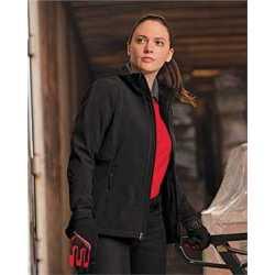 Red Kap JP67 Women's Deluxe Soft Shell Jacket