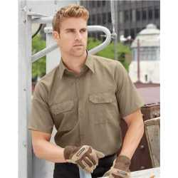 Red Kap SY60 Ripstop Short Sleeve Work Shirt