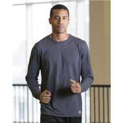 Russell Athletic 64LTTM Essential 60/40 Performance Long Sleeve Tee