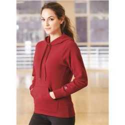 Russell Athletic LF1YHX Women's Lightweight Hooded Sweatshirt