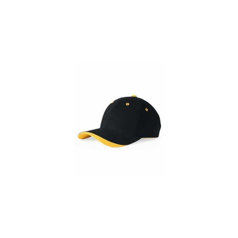Sportsman Dominator Cap 9960 Black// Stone Adjustable
