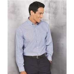 Van Heusen 13V0040 Long Sleeve Oxford Shirt