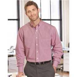 Van Heusen 13V0225 Gingham Check Shirt