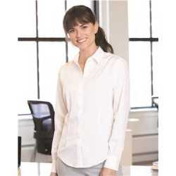 Van Heusen 13V0462 Women's Flex 3 Shirt With Four-Way Stretch