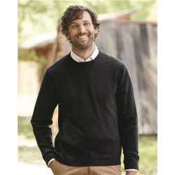 Weatherproof 151325 Vintage Cotton Cashmere Crewneck Sweater