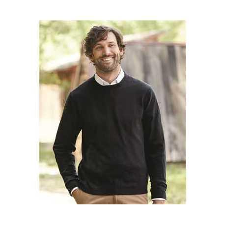 Weatherproof 151325 Vintage Cotton Cashmere Crewneck Sweater