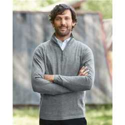 Weatherproof 151391 Vintage Cotton Cashmere Quarter-Zip Sweater