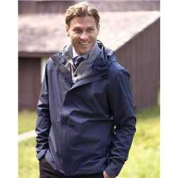 Weatherproof 17604 32 Degrees Melange Rain Jacket