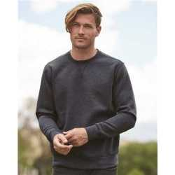 Weatherproof 18703 Heat Last Fleece Tech Crewneck Sweatshirt