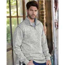 Weatherproof 198188w Vintage Sweaterfleece Quarter-Zip Sweatshirt