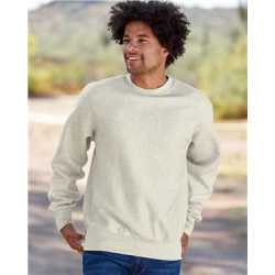 Weatherproof 7788 Cross Weave Sweatshirt