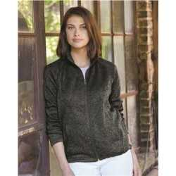 Weatherproof W198013 Women's Vintage Sweaterfleece Full-Zip Sweatshirt