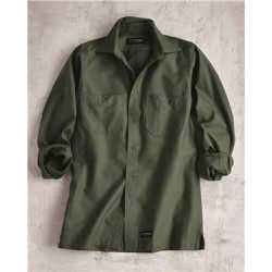 Wrangler WS10 Long Sleeve Work Shirt