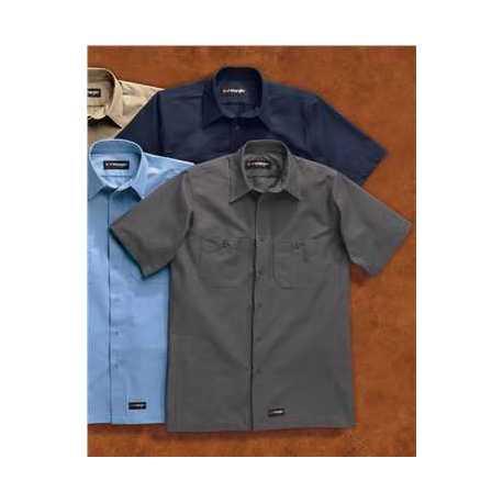 Wrangler WS20 Short Sleeve Work Shirt