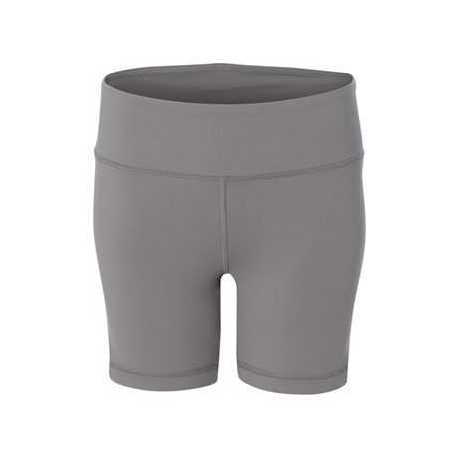 All Sport W6507 Women's Fitted Shorts