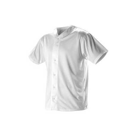 Alleson Athletic 52MBFJ Full Button Lightweight Baseball Jersey