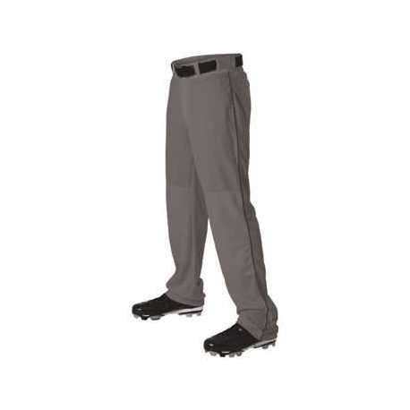 Alleson Athletic 605WLBY Youth Baseball Pants With Braid