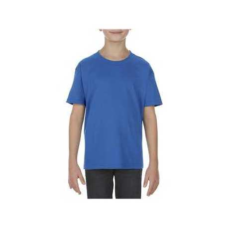 ALSTYLE 3981A Youth Heavyweight Short Sleeve T-Shirt