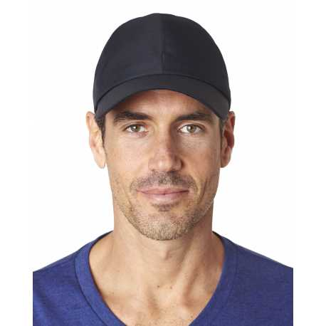 Hall of Fame 2227 6-Panel All-Weather Performance Cap