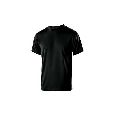 Holloway 222523 Adult Polyester Short Sleeve Gauge Shirt