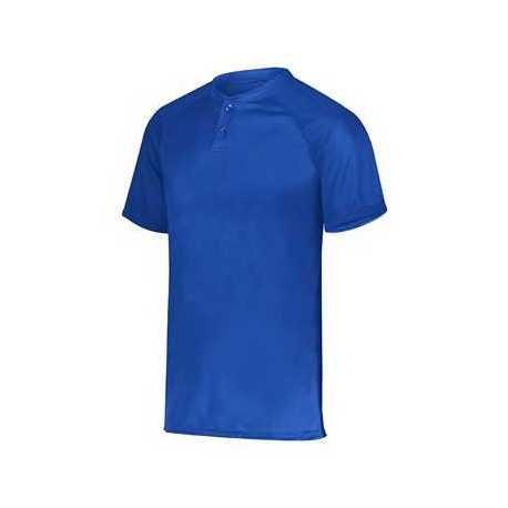 Augusta Sportswear 1566A Youth Attain Two-Button Jersey