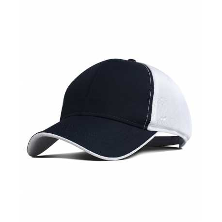 Fahrenheit F366 Performance Pearl Nylon Mesh Back Cap