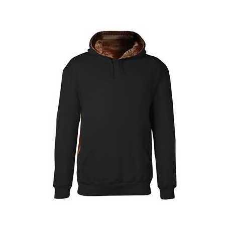 Badger 1264 Force Camo Hooded Sweatshirt