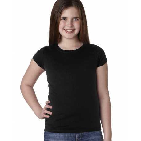Next Level N3710 Girl's Princess T-Shirt