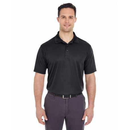 UltraClub 8210 Men's Cool & Dry Mesh Pique Polo